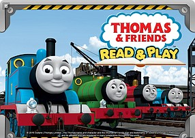 Thomas & Friends is one of the brands featured in Mattel's new Mattel Playroom website for families to access activities and materials for kids staying home from school due to the coronavirus pandemic.