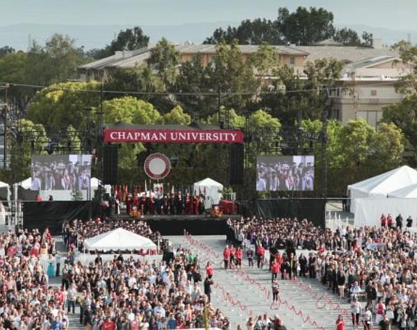2019 Chapman Commencement