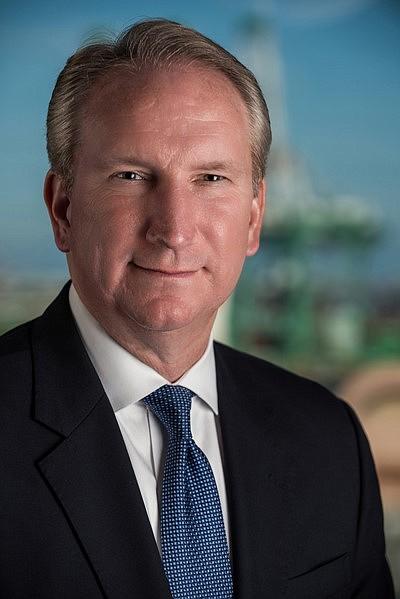 Gene Seroka, Port of Los Angeles Executive Director and Los Angeles City Logistics Officer.