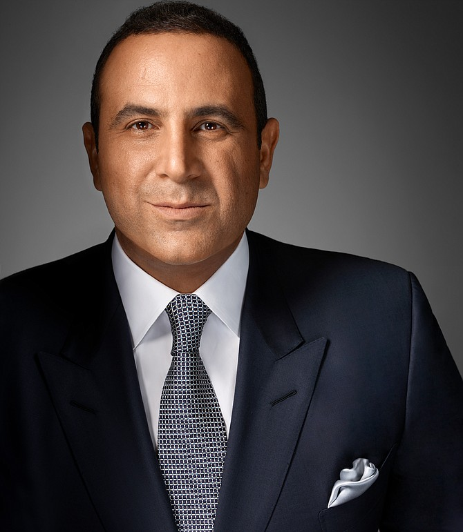 Sam Nazarian, founder and chief executive of sbe.