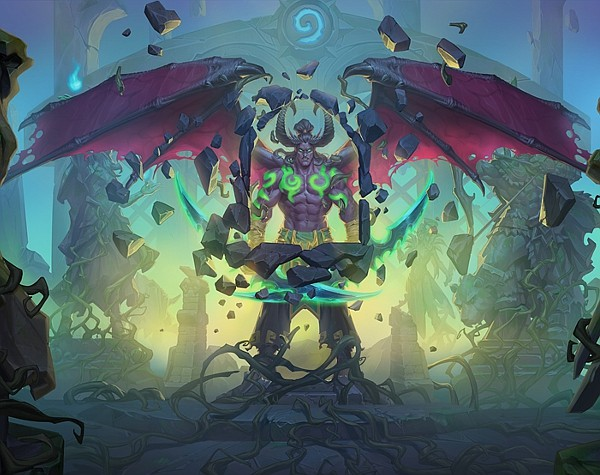 Blizzard's Hearthstone: Ashes of Outland