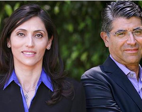 Siblings, Movandi co-founders Maryam and Reza Rofougaran