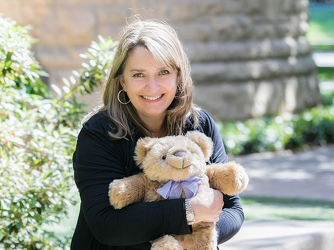 """""""…For the first time, hospitals are calling and saying, can you send cubs for our staff? They have never been this overworked, stressed out and tired,"""" said Marcella Johnson, founder and president of The Comfort Cub."""