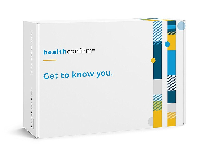 Photo courtesy of Confirm BioSciences. Confirm BioSciences makes a full line of screening and wellness tools.
