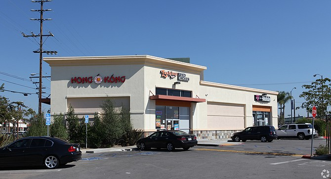Inglewood Plaza sold for $29 million.