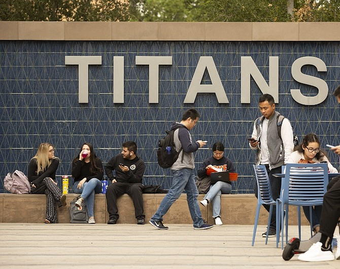 CSUF students set for $40M