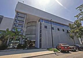Snap headquarters at 772 Donald Douglas Loop N. in Santa Monica.