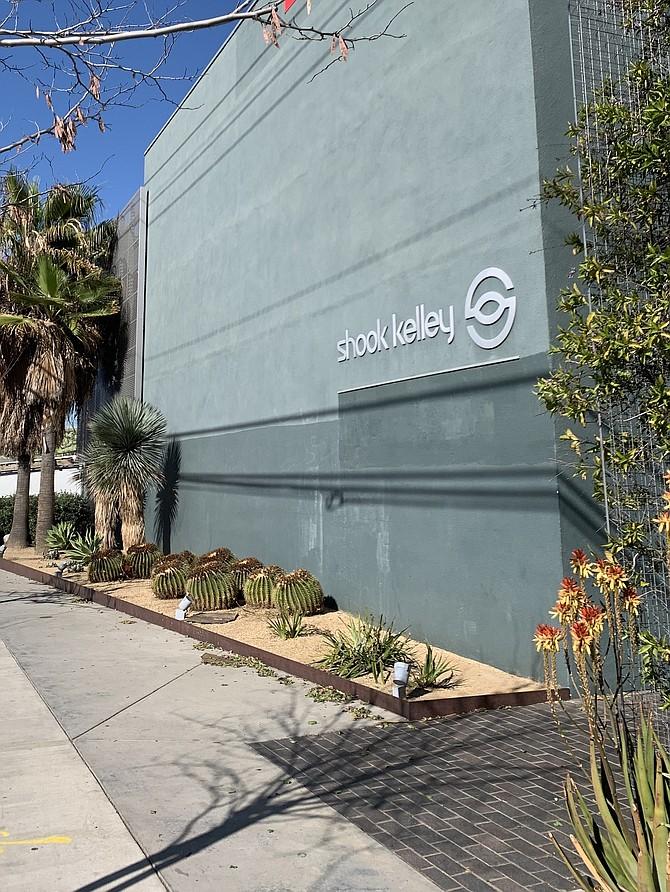 BLT Enterprises office property at 5735 Melrose Ave.