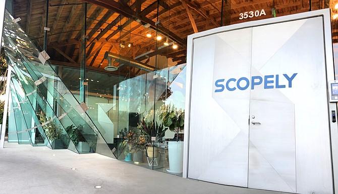 Scopely's headquarters in Culver City.