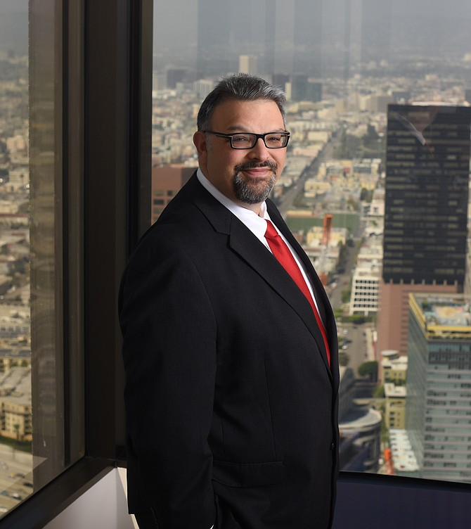 Employment Law Firms Upended Los Angeles Business Journal