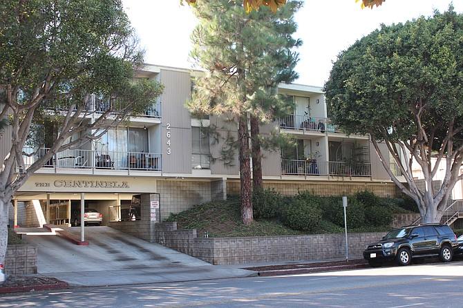 A Santa Monica apartment complex sold for $12 million.