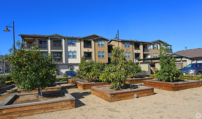 Artisan at East Village apartments in Oxnard.