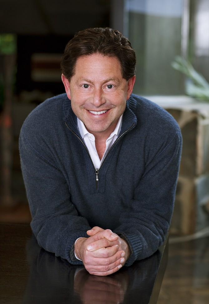 Activision Blizzard Inc. Chief Executive Bobby Kotick