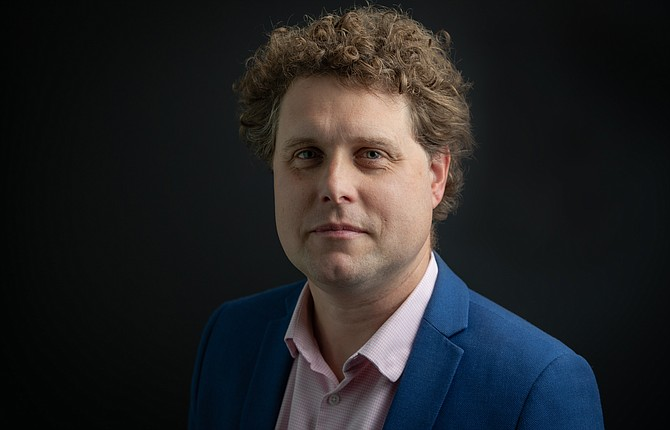 Rocket Lab founder and Chief Executive Peter Beck
