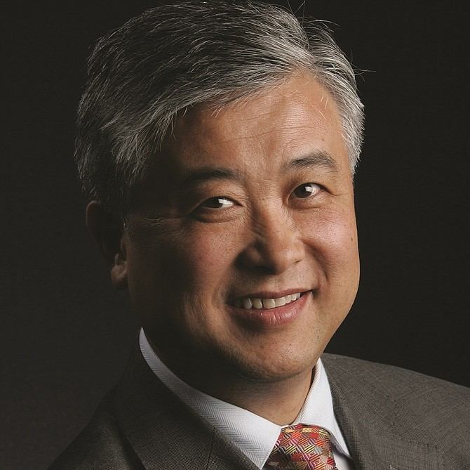 Fulgent Genetics Inc. Chief Executive Ming Hsieh.