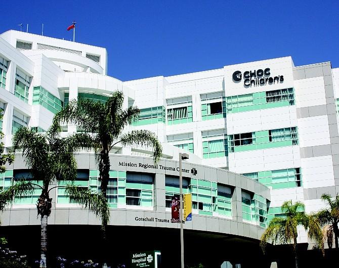 Mission Hospital, CHOC satellite site