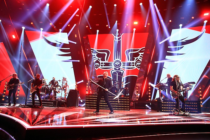 A Bon Jovi concert scheduled for June at the Forum is one of many Live Nation had to cancel.