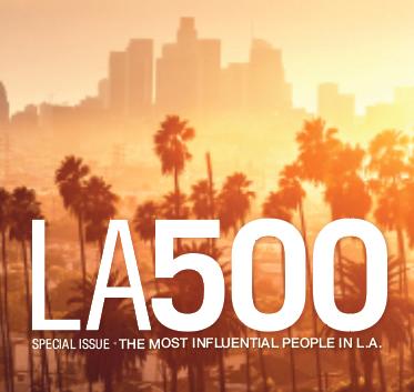 La500 2020 Los Angeles Business Journal