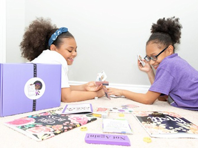 Photo courtesy of Black Girl Mathgic.