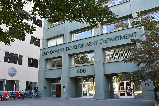 L.A. County's unemployment rate for April hit 19.6% amid Covid-related business closures and layoffs.