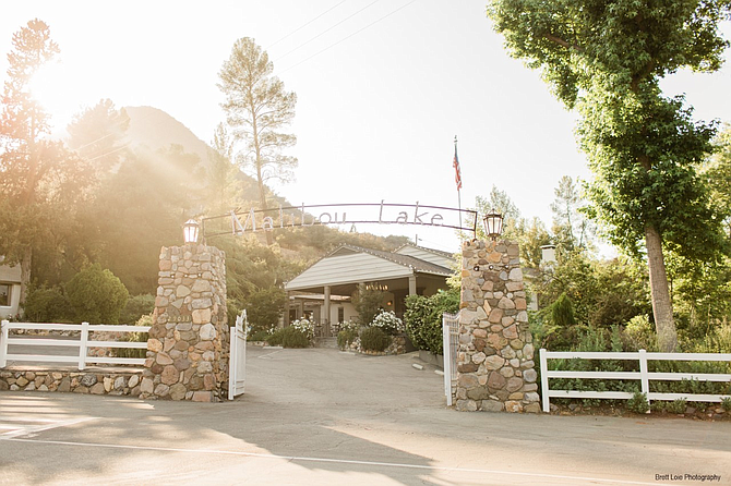 Los Angeles County hosted more than 61,700 weddings in 2019 — including at venues like the Lodge at Malibou Lake in Agoura Hills — ranking the county second in the nation. The region is unlikely to get close to that number this year.