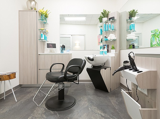 Photo courtesy of Sola Salon Studios.