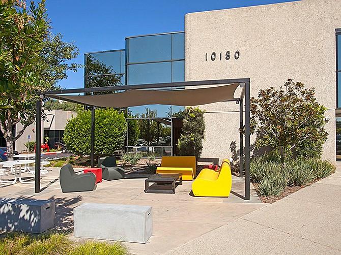 Photo courtesy of Longfellow Real Estate Partners. A three-building Sorrento Mesa campus has been acquired by Longfellow Real Estate Partners