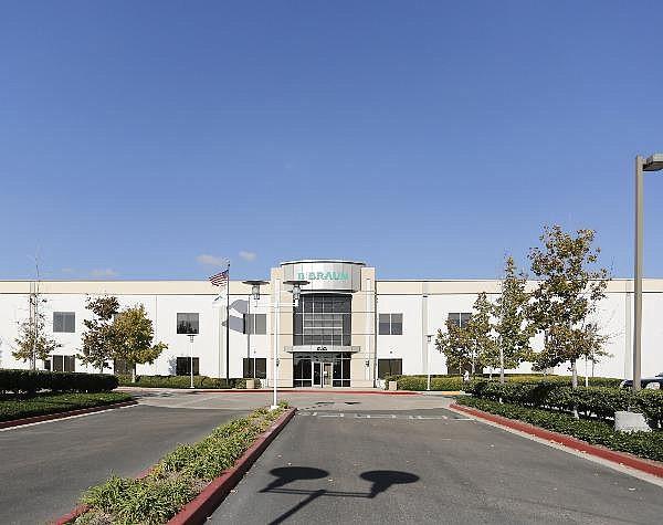 B. Braun campus in Irvine