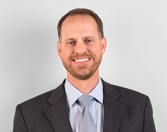 First Foundation CFO Kevin Thompson