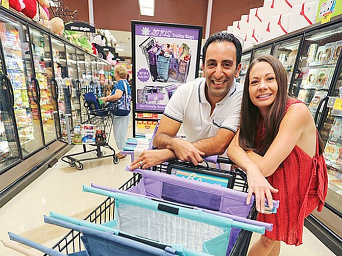 Photo courtesy of Lotus Trolley Bags.