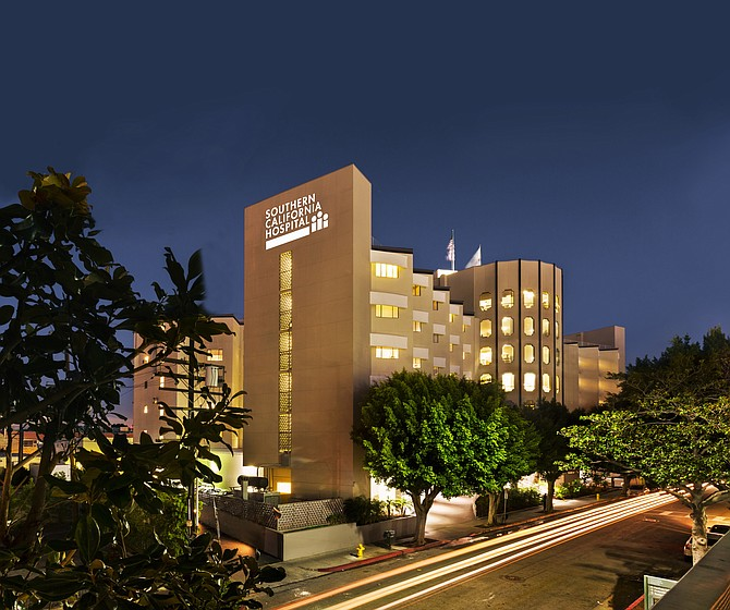 Prospect's Southern California Hospital in Culver City.