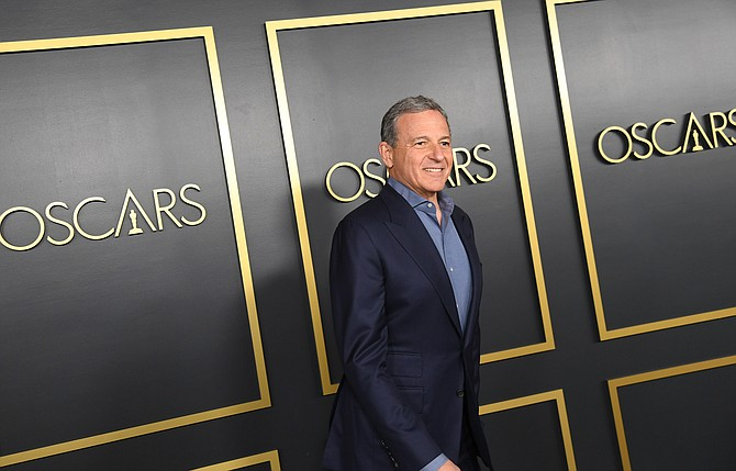 Disney's Bob Iger was the highest-paid CEO in 2019.