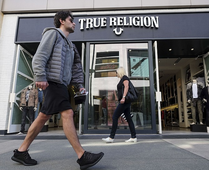 True Religion plans to reemerge from bankruptcy.