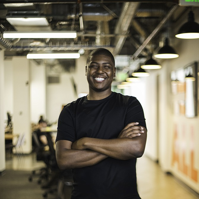 Delane Parnell, Founder and Chief Executive, Play Versus Inc.