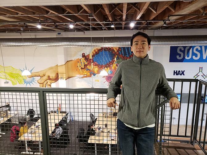 Seungjun Yeo, Chief Executive, Dalton Bioanalytics Inc.