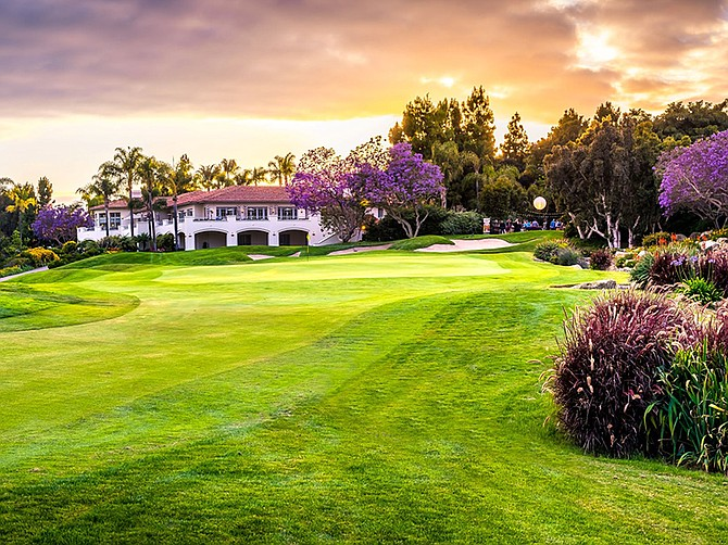 Photo courtesy of Park Hyatt Aviara Resort, Golf Club & Spa.