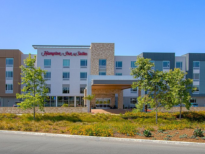 Photo courtesy of Sudberry Properties. Sudberry Properties has finished a 100-room hotel in Imperial Beach.