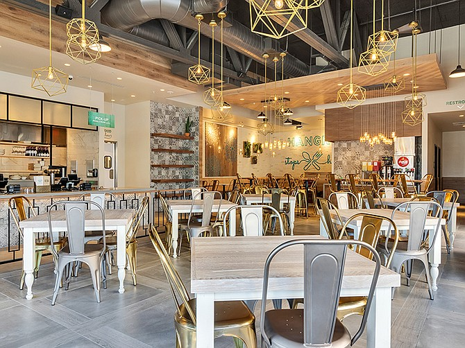 Photo courtesy of  Luna Grill. Luna Grill, founded in 2004, has 50 stores throughout Southern California and the Dallas, Texas metro area.