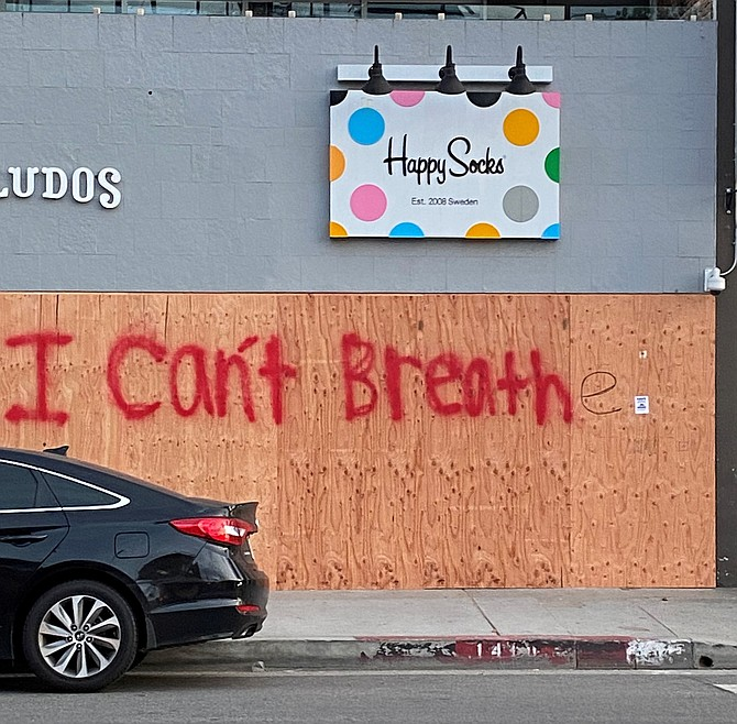 Stores on Abbott Kinney in Venice may pay more for insurance.