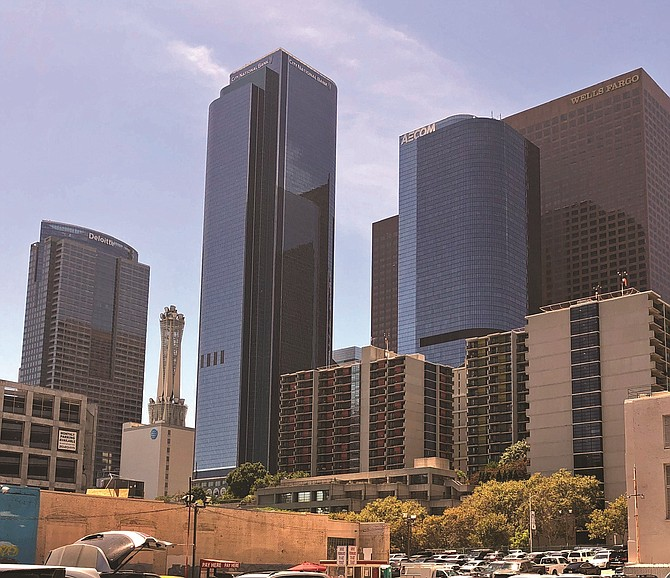 AECOM's downtown offices.