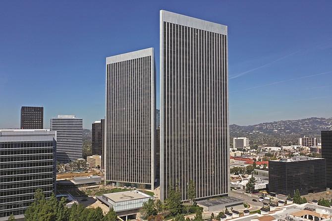 Greenberg Glusker's Century City headquarters.