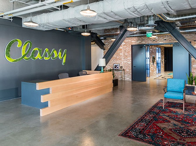 Photo courtesy of Classy.