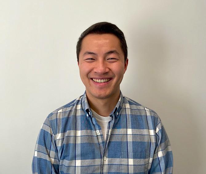 Treehouse Games CEO Michael Chu.