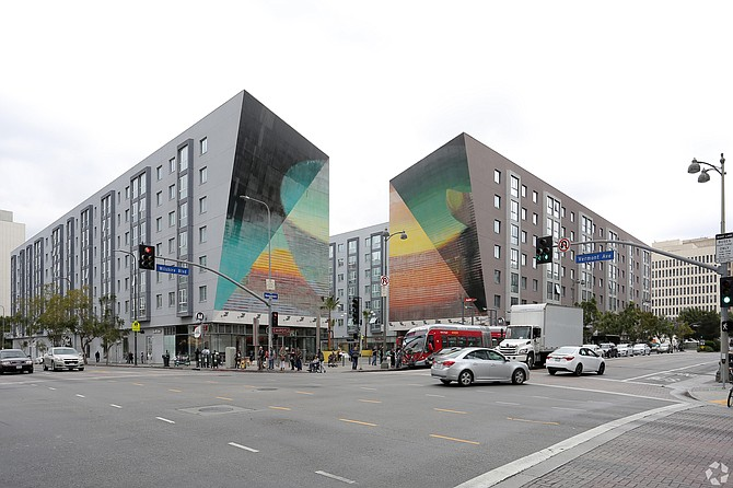 The Wilshire Vermont, located at 3183 Wilshire Blvd. in Koreatown, has 449 units and a vacancy rate of less than a 9%.