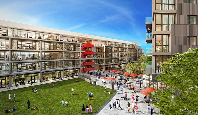 Lowe is developing the mixed-use Ivy Station property in Culver City.