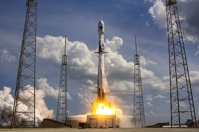 SpaceX successfully launched a Falcon 9 rocket on June 30 carrying a new GPS III satellite into orbit for the U.S. Space Force.