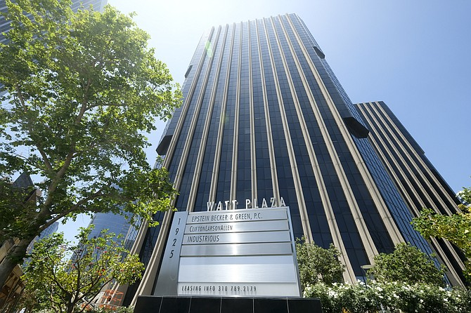 AMS' Century City office is within easy reach of major law firms.