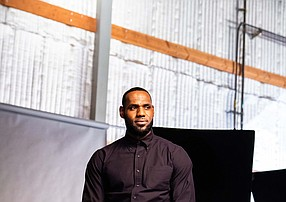 LeBron James' SpringHill Co. has secured an estimated $100 million in backing.