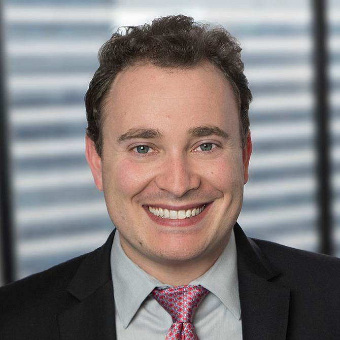 Jason Blumberg, financial adviser, Lido Advisors.