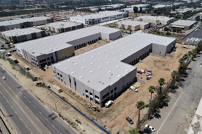 Brasa invested in a 154,000-square-foot industrial site in Redlands.